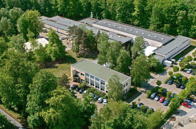 Luftbild von Elmess Thermosystemtechnik © ELMESS
