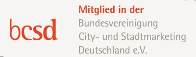 Uelzen ist Mitglied in der Bundesvereinigung City- und Stadtmarketing Deutschland e.V.