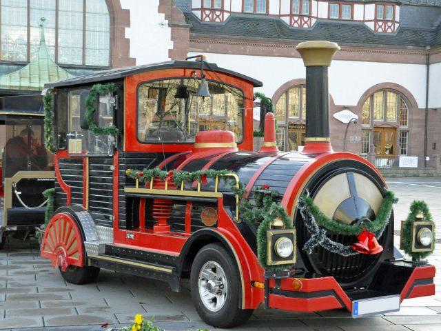 Der Weihnachts-Shopping-Express(c) eyeconcept.de