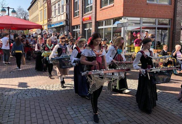 Frühlingsfest in Uelzen  © KD