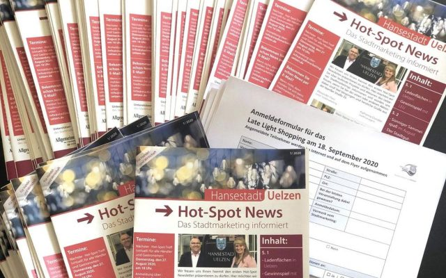 Hot Spot News August 2020