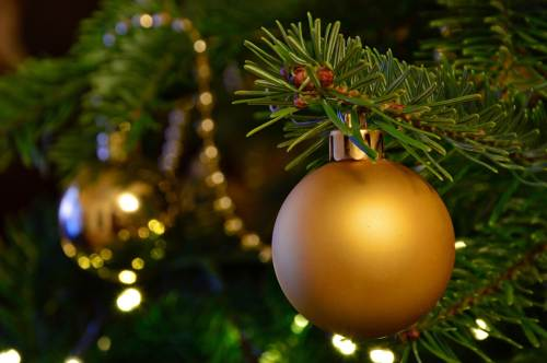 Weihnachten-Baumkugeln (c) Pixabay