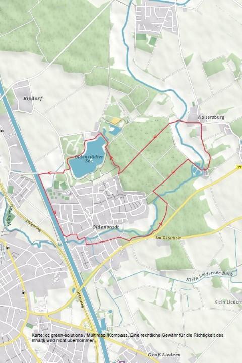 Große Oldenstadt-Runde