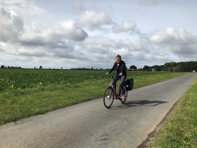 Mit dem Rad unterwegs rund um Uelzen © Stadtmarketing Uelzen
