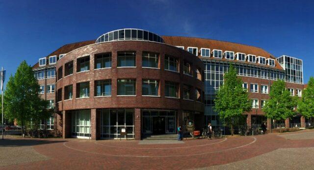 Rathausfront © Hansestadt Uelzen