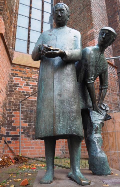 Uhlenköper Denkmal © Hansestadt Uelzen