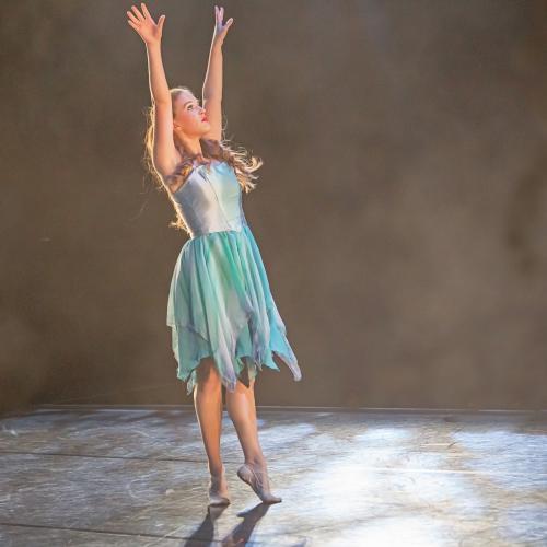 Ballett im Theater an der Ilmenau