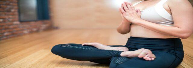 Yoga Erholung © Pixabay