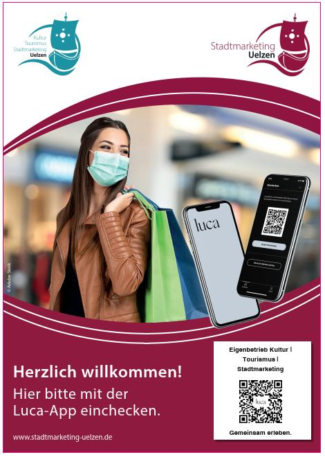 Plakat Luca App (c) Adobe Stock