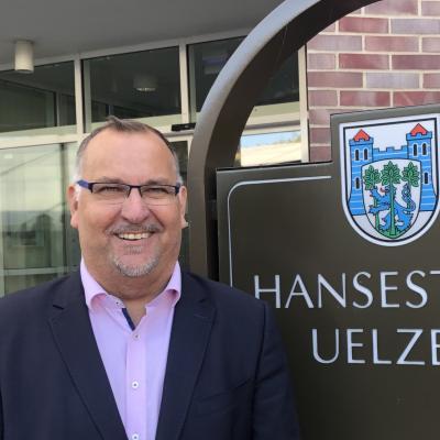Betriebsleiter KTS Uelzen Alexander Hass